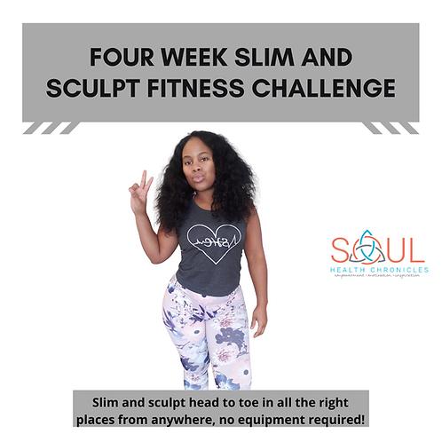 Slim & Sculpt Fitness Challenge