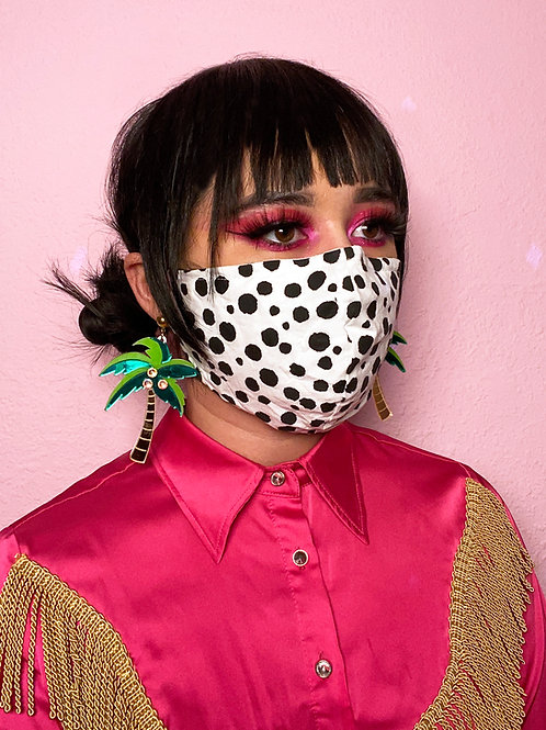 Dalmatian Mask