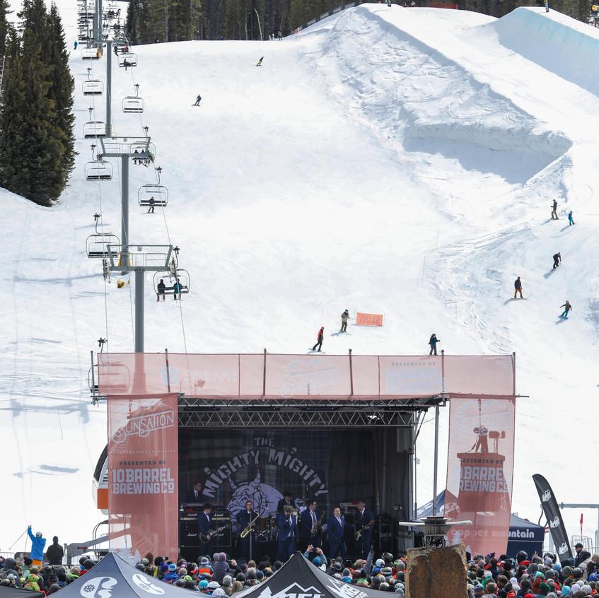 Bosstones! Copper Mountain 2018