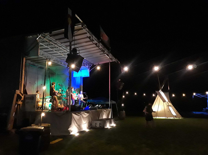 Festival, Private Residence