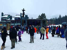 Moon Taxi performs at Copper Mountain!