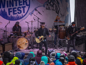 Suburu Winterfest 2019...Copper edition!