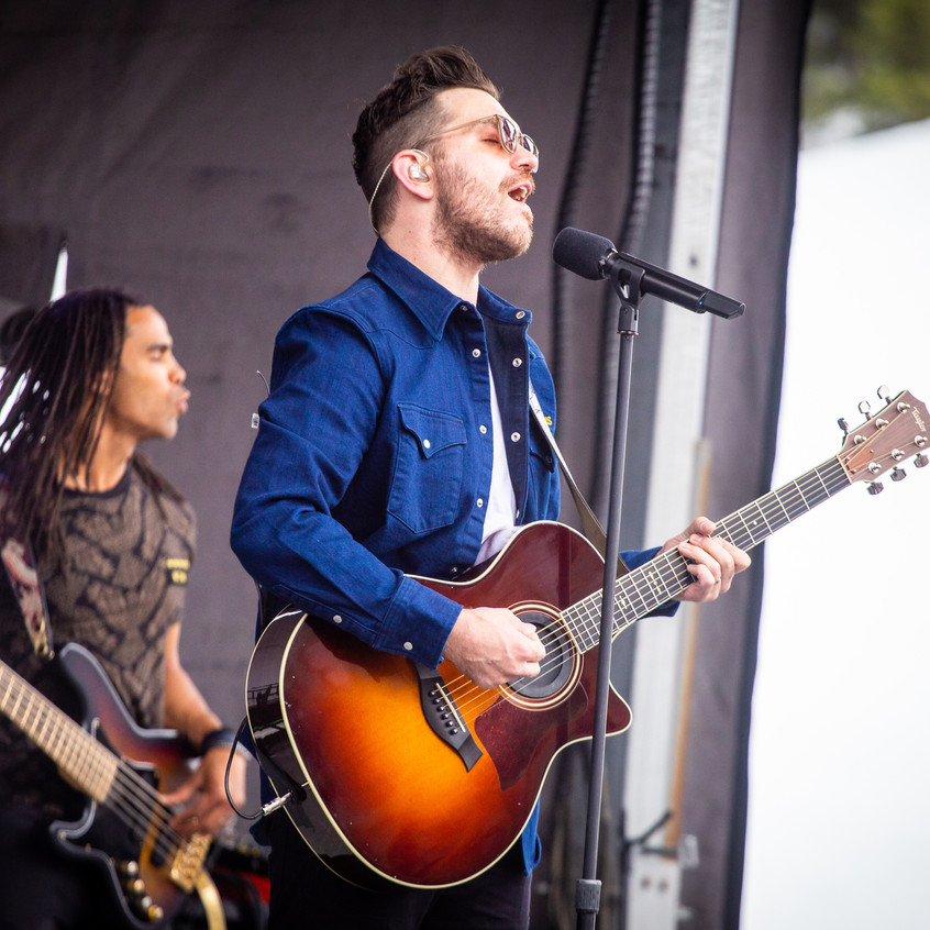 Andy Grammer Copper Mountain 2019