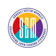Sürekli Eğitim Merkezi Logo Tasarımı