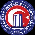 Çanakkale Onsekiz Mart Logo Tasarımı Zeki OKUR Freelance Grafik Tasarımı Grafik Dizayn