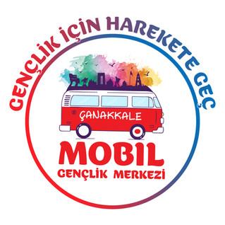 Çanakkale Mobil Gençlik Merkezi - Logo Tasarımı