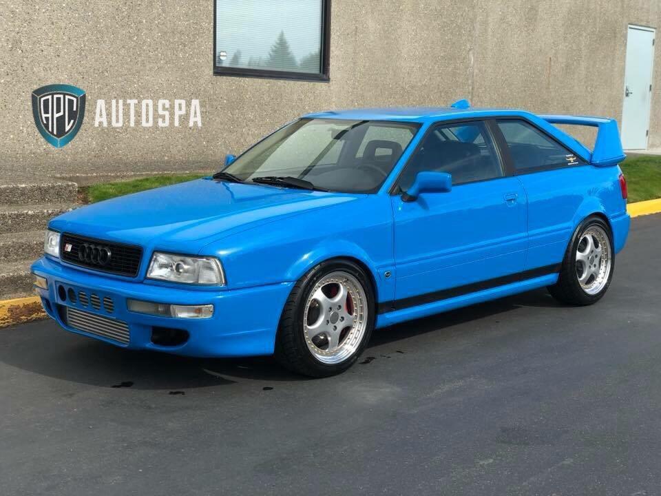 Audi Exterior Detail