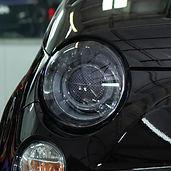 DYNOsmoke light protection film.