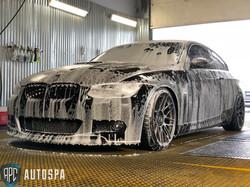 BMW APC Full Detail