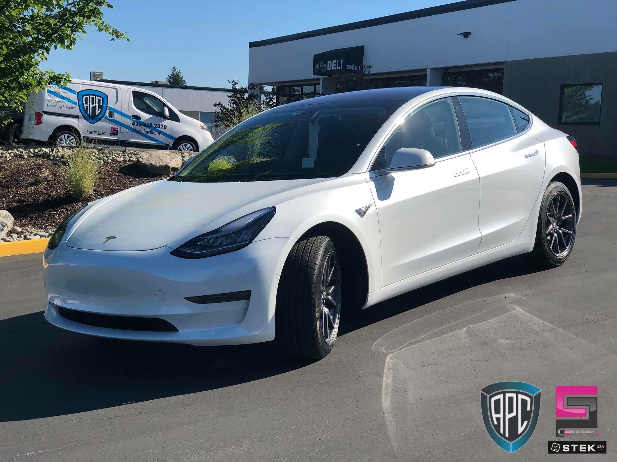 Tesla Model 3 Ceramic Pro