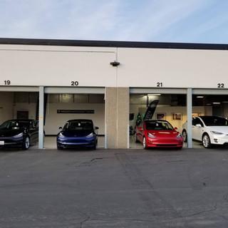 APC Auto Spa loves Tesla's