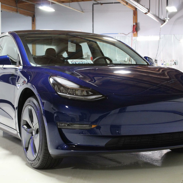 Ceramic Pro on Tesla