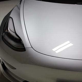 Tesla Model 3 with STEK DYNOshield