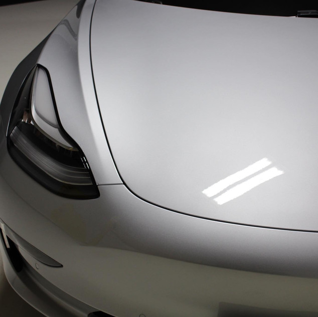 Tesla Model 3 with STEK DYNOshield