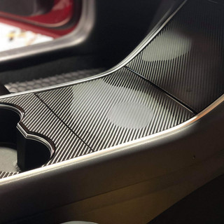 Center console with DYNOcarbon