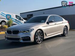 BMW with Ceramic Pro