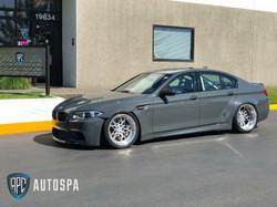 BMW Exterior Wash