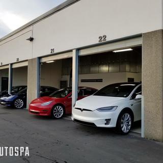 Tesla's Ready for Deployment