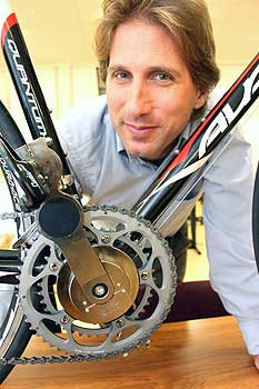 A brief history of power meters and brake sensors in MTB