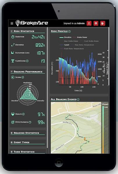 BrakeAce iPad analysis with sidebar.JPG
