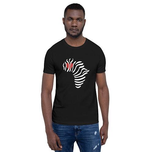 Africa Heart   Unisex Comfort Tee