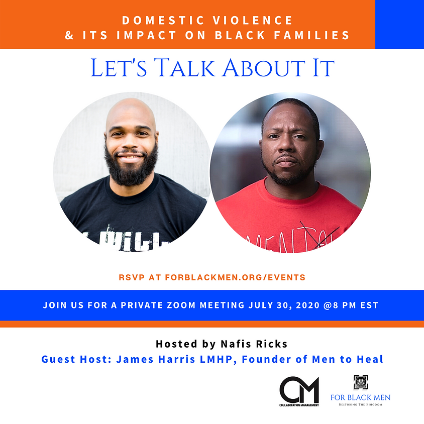 Domestic Violence & It's Impact On Black Families
