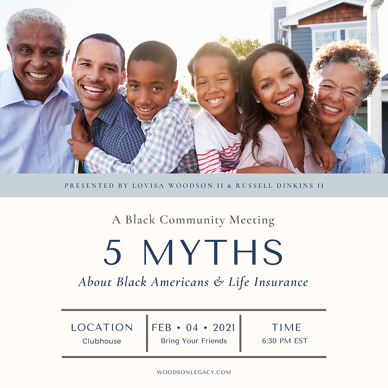 5 Myths About Black American & Life Insurance