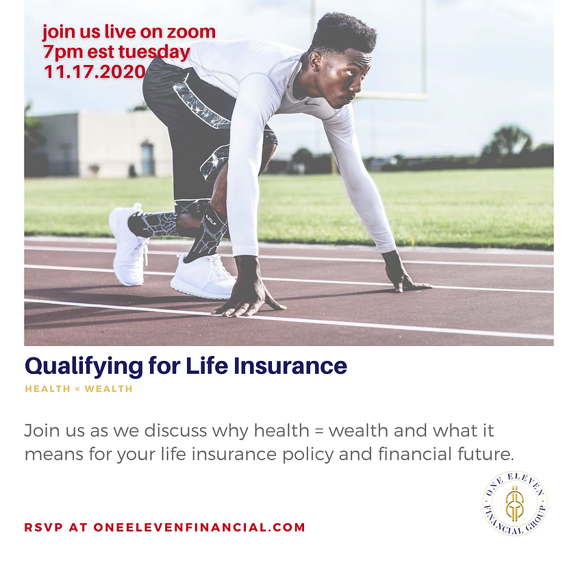 Qualifying for Life Insurance