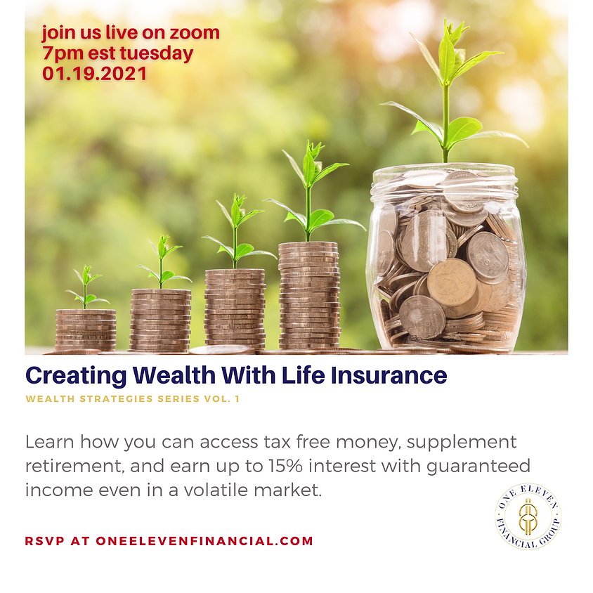 Wealth Strategies: Creating Wealth With Life Insurance