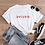 Thumbnail: Women's Graphic T-Shirt - Maybe She's Born With It | Melanin