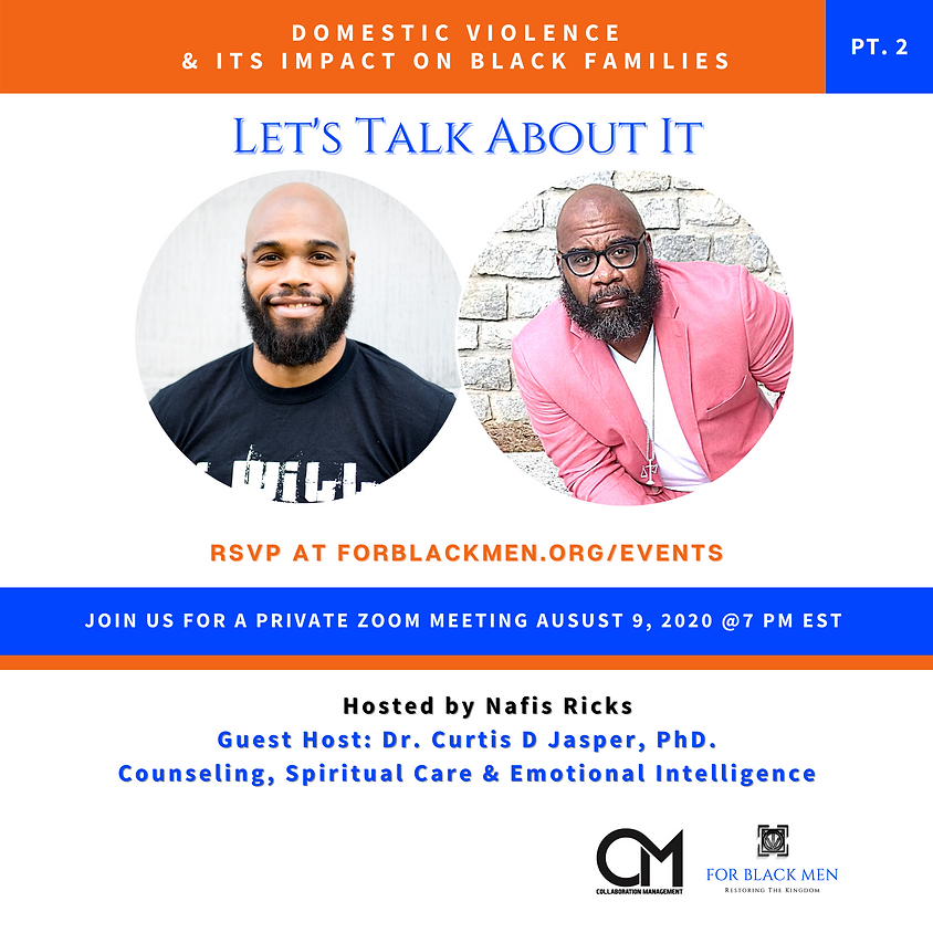 Domestic Violence & Its Impact On Black Families Pt. 2