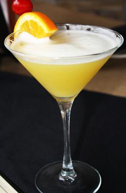 Pinapple Infused Martini