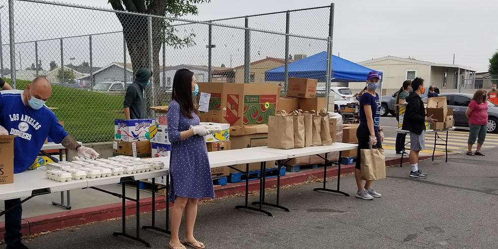 Los Alamitos Distribution June 26th