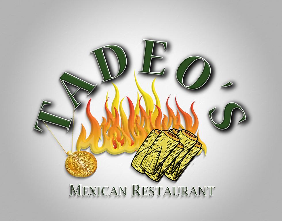Tadeos Logo 3D