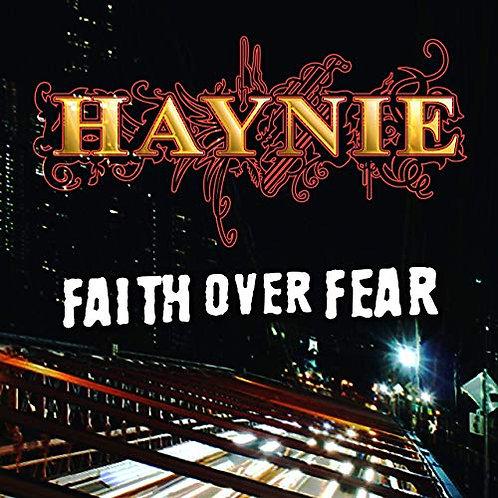 Faith Over Fear ( Single Wav File)