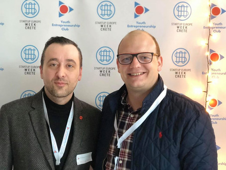 Startup Europe Week Crete 2019