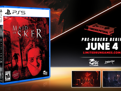 Maid of Sker PS5 goes physical with Limited Run