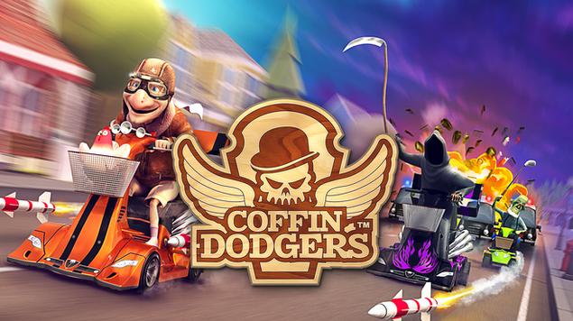 Coffin Dodgers Trailer