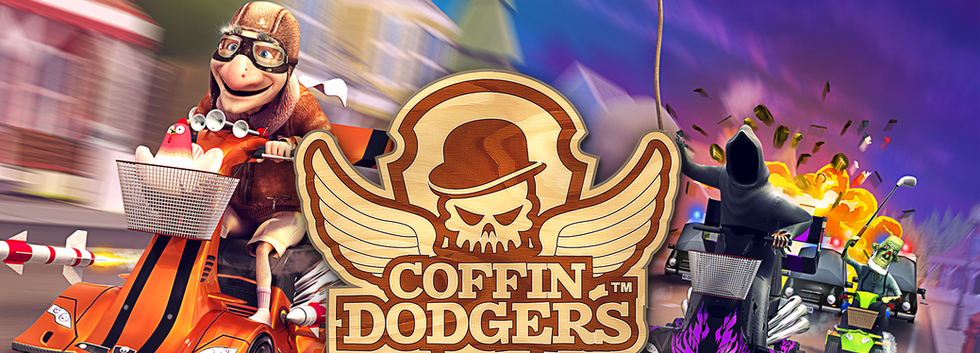 Coffin Dodgers Trailer
