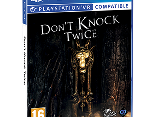 VR Horror Movie Tie-In 'Don't Knock Twice' screams its way to retail on October 13th for PlayStation
