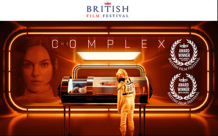 A DOUBLE WIN FOR THE COMPLEX AT THE BRITISH FILM FESTIVAL AWARDS 2020