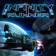 Infinity Runner, Video Game, Logo, PS4, Xbox One, Wii U, PC