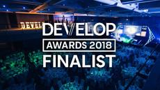 Develop Award Finalist 2018!