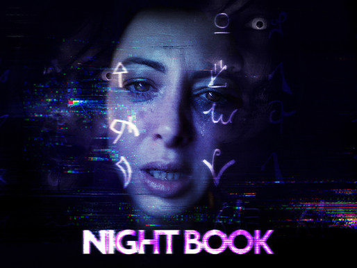 Night Book is OUT NOW!