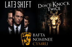BAFTA Cymru Nominations For Don't Knock Twice & Late Shift!
