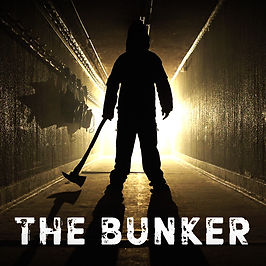 The Bunker, Video Game, Logo, PS4, Xbox One, PC