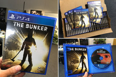 THE BUNKER GETS ITS PLAYSTATION 4 BOXED RELEASE!