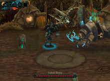 Moonfall Ultimate - A hand-painted, side-scrolling action RPG