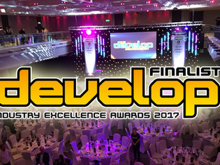 PUBLISHING HERO NOMINEE IN THE DEVELOP AWARDS 2017