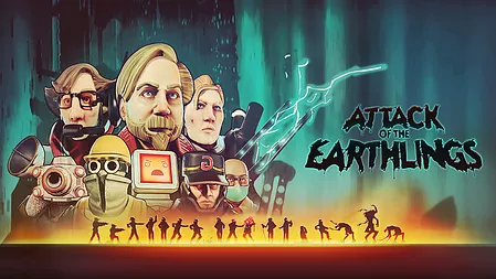 Attack of the Earthlings |  2018
